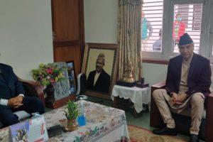 देउवा सरकारको भविष्य एमाले नेता नेपालमा निर्भर