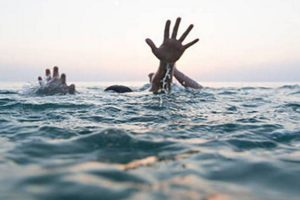 Two adolescents drowned to death in a canal