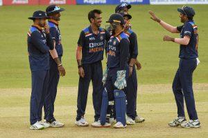 भारतद्वारा दोस्रो एकदिवसीय खेलमा श्रीलंका विरुद्ध तीन विकेटको जीत