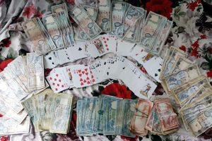 साढे सात लाख रुपैयाँसहित ११ जुवाडे पक्राउ