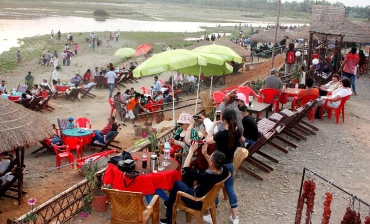 Tourist arrival down in Chitwan